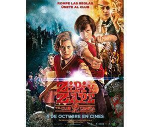Zipi y Zape y El Club de la Canica