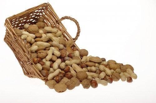 Beneficios de los frutos secos en el embarazo