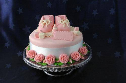 ¿Qué tarta puede comer el bebé en su primer cumpleaños?