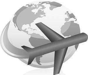 Viajar en avión con el bebé