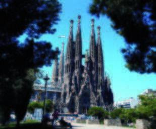 Viajar en familia a Barcelona