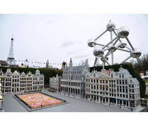 Bélgica en navidad