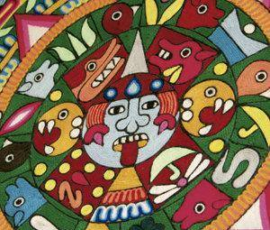 Nombres de dioses aztecas