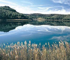 Viajar en familia al Parque Natural de las Lagunas de Ruidera
