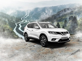 X-Trail de Nissan
