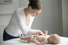 ¿Puede un bebé moverse antes de los 3 meses?