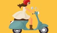 ¿A partir de qué edad los niños pueden ir en moto?