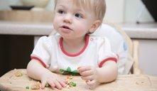 10 alimentos sólidos para empezar a darle de comer a tu bebé