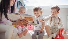 Los beneficios del storytelling en la educación de los niños