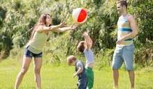 Beneficios de jugar al aire libre para la salud mental