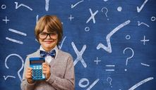 ¿Cómo enseñar a dividir a un niño?