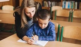 Cómo enseñar a escribir a un niño de 7 años