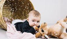 ¿Cuándo un bebé muerde?
