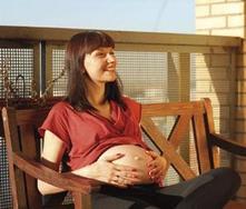 ¿Embarazada en verano?