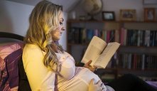 Cuentos para leer a tu bebé mientras está en tu tripa