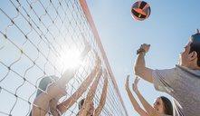 ¿A qué edad es recomendable jugar al voleibol?