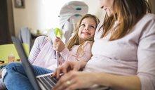 ¿Cómo teletrabajar con los niños en casa?