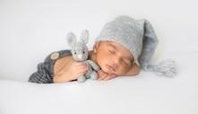 Bebés con hoyuelos