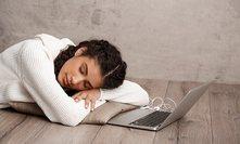 ¿Por qué los adolescentes siempre están cansados?