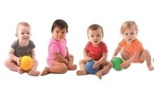 Estimulación del bebé de 8 meses