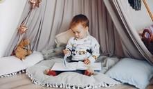 Actividades para desarrollar la estimulación táctil en el bebé