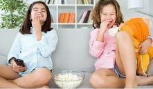 ¿Cómo es la dieta de nuestros hijos?