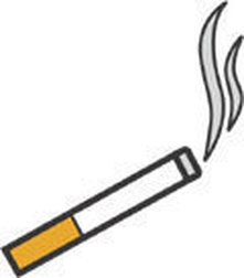 El 4% de las fumadoras, dejan de fumar por el embarazo