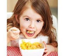 Obesidad infantil y hábitos de alimentación