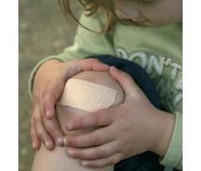 Cómo actuar con las heridas de los niños