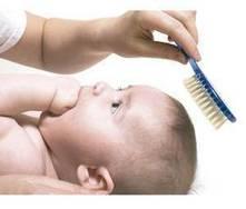¿Cómo cortarle el pelo a tu bebé?