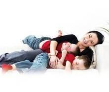 Las familias monoparentales con dos hijos ya son familia numerosa
