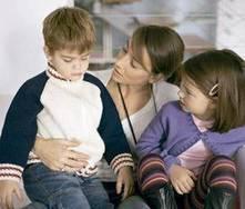 Hijos y divorcio