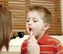 Faringitis en niños