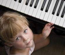 La música en los niños