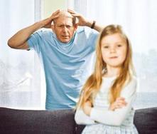 Abuelos y nietos ¿Niños malcriados?