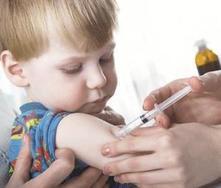 Vacunas infantiles. Reacciones adversas