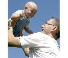 Haz ejercicio... ¡con tu hijo!