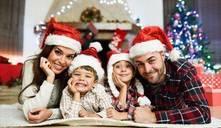 Cuándo involucrar al niño en la Navidad