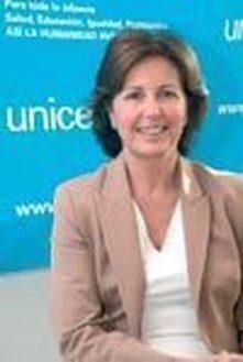 Consuelo Crespo. Presidenta de UNICEF- Comité España