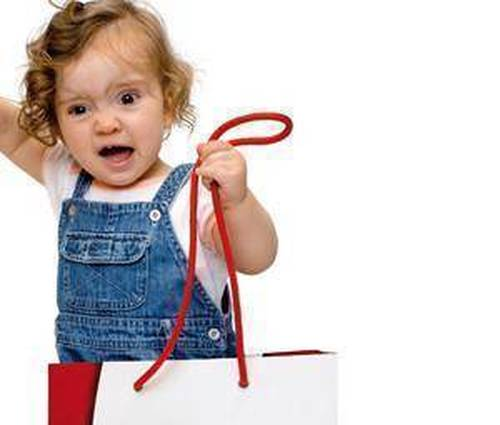 Niños caprichosos: Cómo actuar