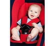 Seguridad en el coche para niños