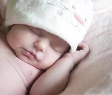 Color de piel del bebé