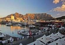 Con los niños rumbo a Ciudad del Cabo