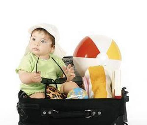 Viajar con bebés en tren
