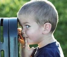 Cómo castigar a un niño... y a un bebé