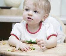 Cuando introducir legumbres en la dieta del bebe