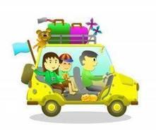 La seguridad en los viajes familiares