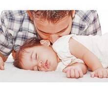 Sudamina en bebés