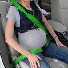 ¿El cinturón de seguridad para embarazadas es obligatorio?