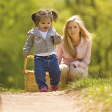 Primavera al aire libre con tus hijos
